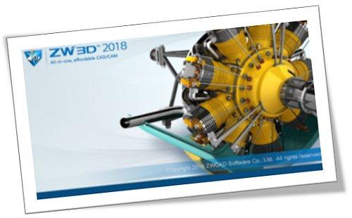 ZW3D 2019 (SP) DER VORTEIL LIEGT IN DER TECHNOLOGIE